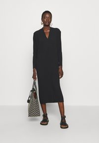 Max Mara Leisure - TUBO - Jersey dress - black - 5