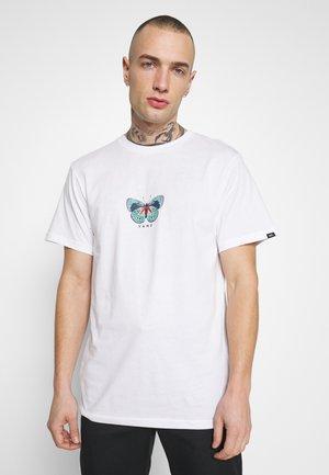 METAMORPHOSIS - T-shirt med print - white