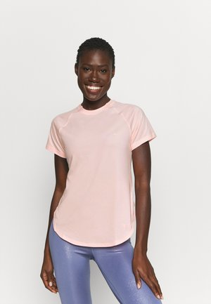 SPORT HI LO  - T-Shirt basic - beta tint