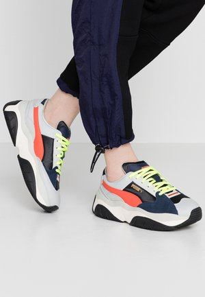 STORM - Trainers - gray/violet