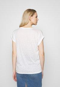 Soyaconcept - Print T-shirt - offwhite - 2