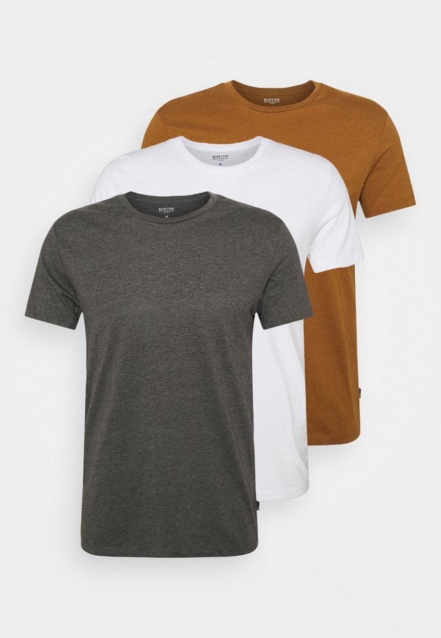TEE 3 PACK - Camiseta básica - multi