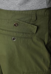 Napapijri - N-ICE CARGO - Shorts - green cypress - 5