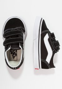 Vans - OLD SKOOL - Sneakersy niskie - black - 0