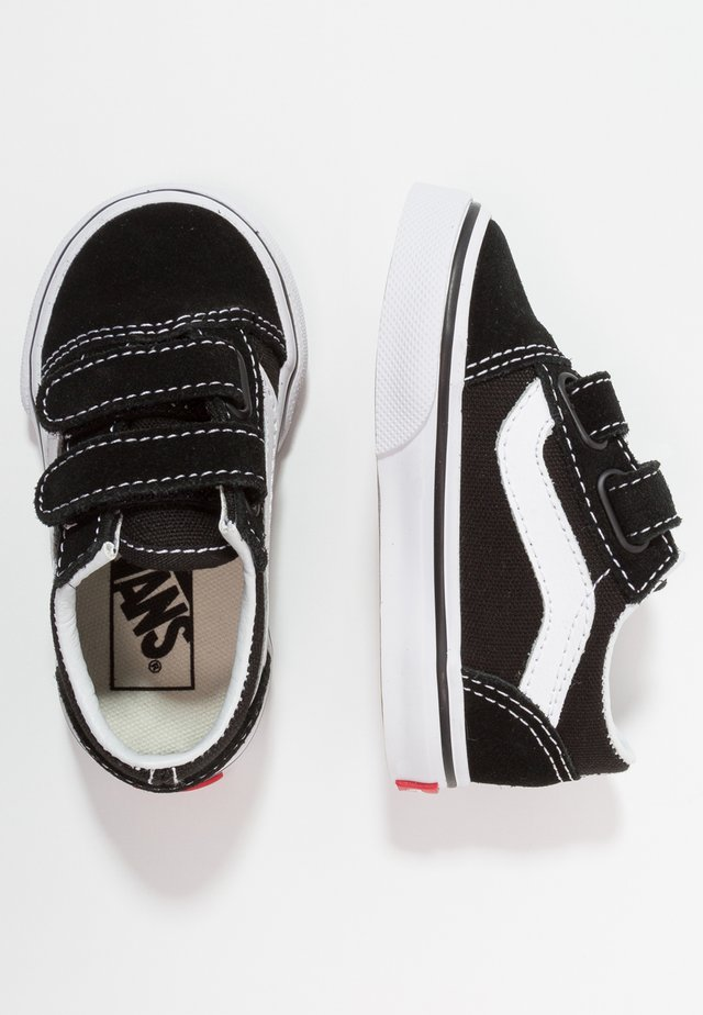 OLD SKOOL - Sneakers basse - black