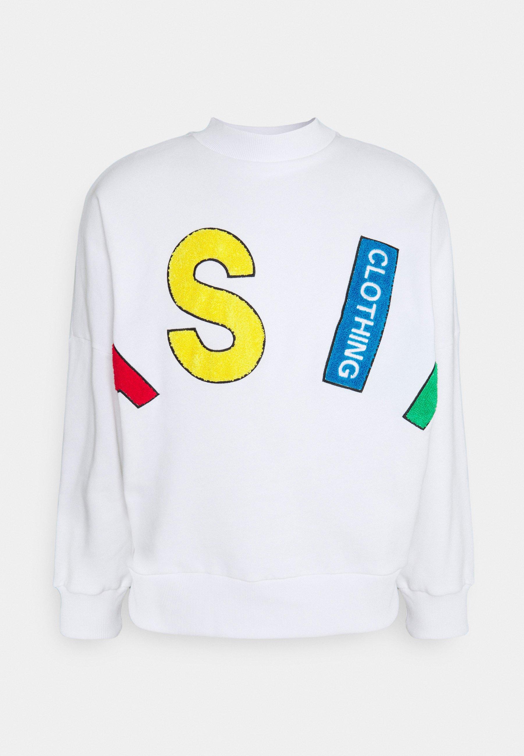 Women TOWELL LETTERS UNISEX - Sweatshirt