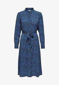 JDY - Sukienka z dżerseju - blue iolite - 4