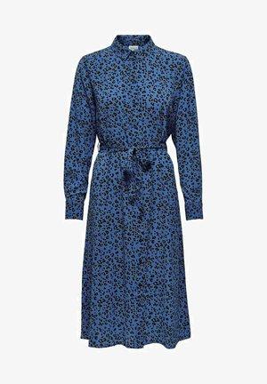 Jersey dress - blue iolite