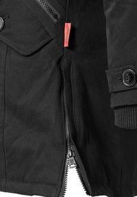 Navahoo - PAULINE - Winter coat - black - 5