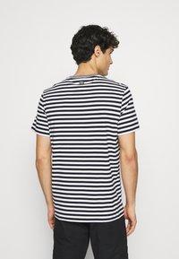 Lacoste - Print T-shirt - farine/abimes - 2
