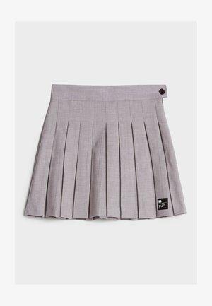 Spódnica trapezowa - grey
