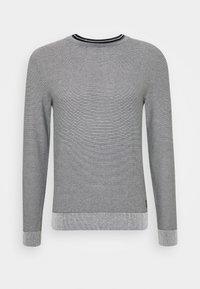 TOM TAILOR - Jumper - light medium grey melange - 0