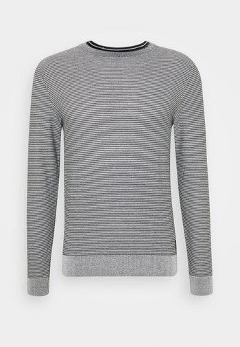Jumper - light medium grey melange