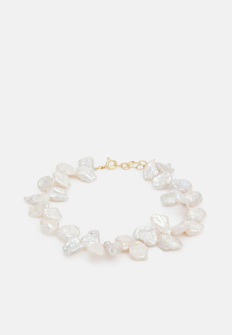 Hermina Athens - FISTIKI ANKLET - Other accessories - gold-coloured