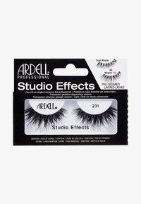 Ardell - STUDIO EFFECTS 231 - False eyelashes - - - 0
