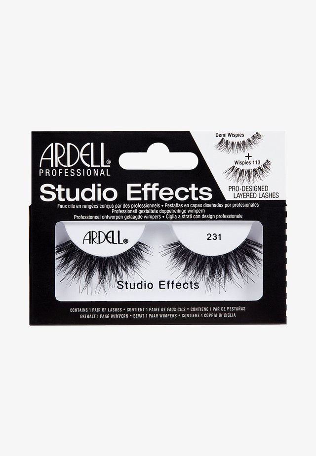 STUDIO EFFECTS 231 - False eyelashes - -