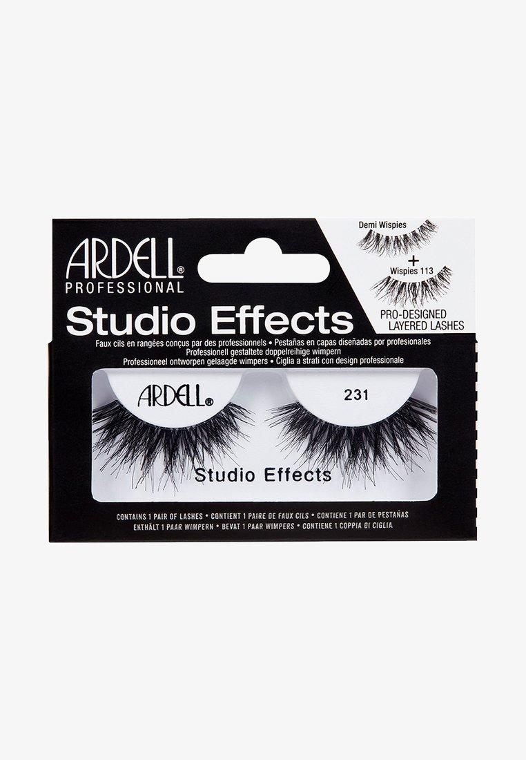 Ardell - STUDIO EFFECTS 231 - False eyelashes - -