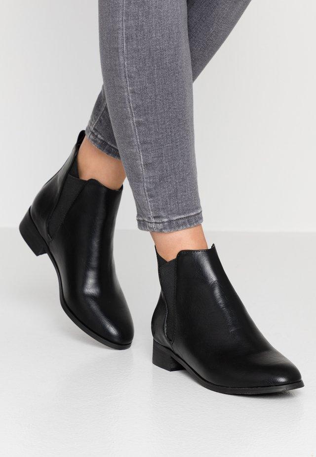 JOLIETTE VEGAN  - Ankle boots - black
