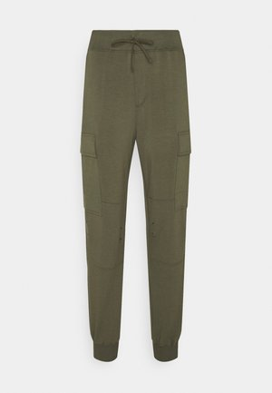 Trousers - british olive