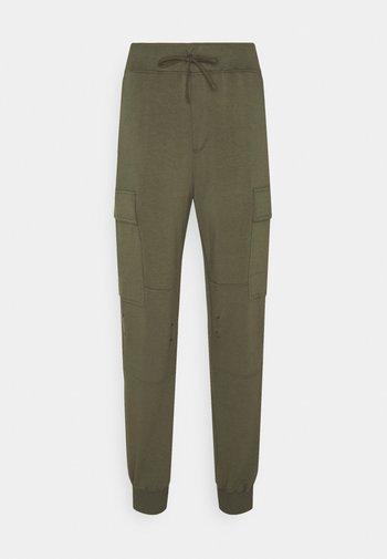 Pantaloni - british olive