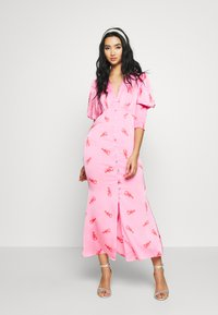 Never Fully Dressed - PINK LOBSTER DRESS - Kjole - pink - 2
