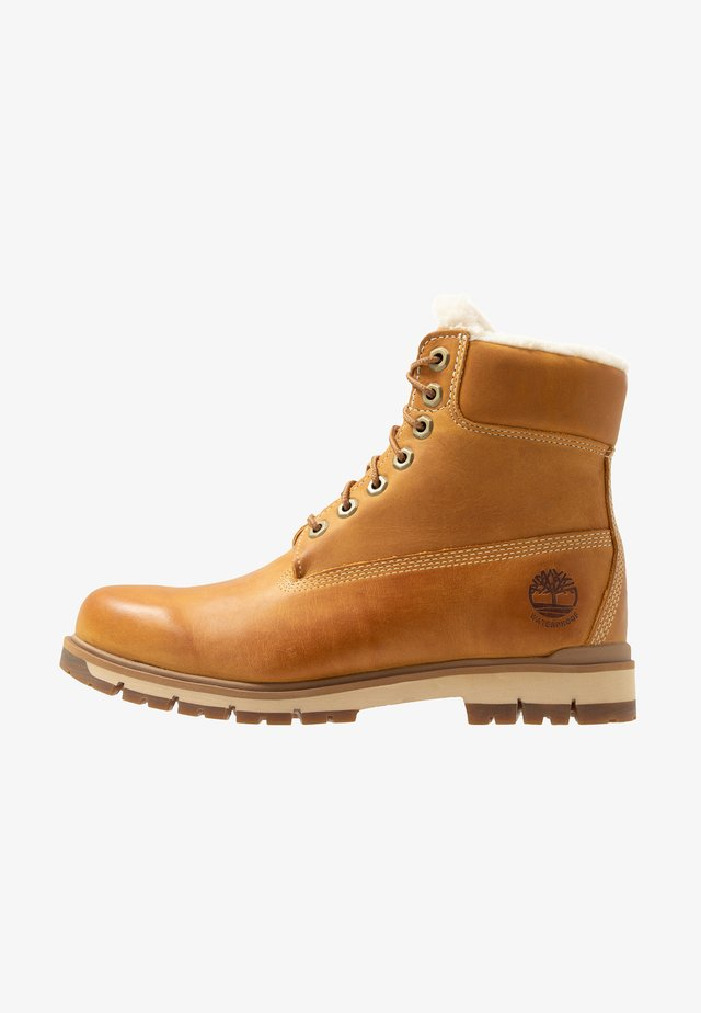 RADFORD WARM LINED BOOT WP - Bottines à lacets - wheat