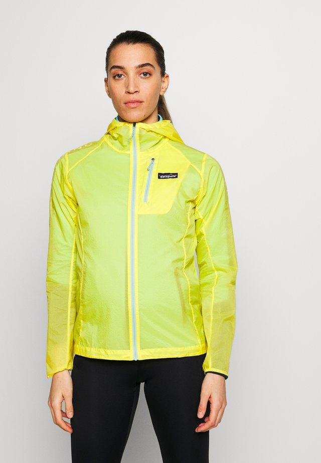 HOUDINI - Outdoor jacket - pineapple