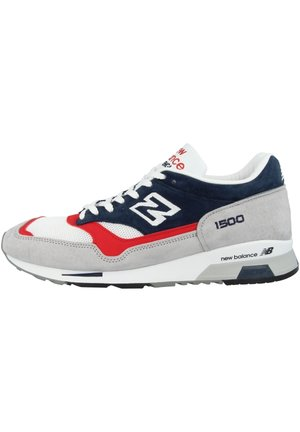 Trainers - grey-blue-red (m1500gwr)