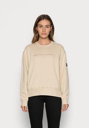 BOLONIALF WOMAN - Sweater - beige