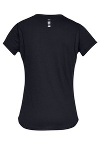 Under Armour - STREAKER SHORT SLEEVE - Camiseta básica - black - 1