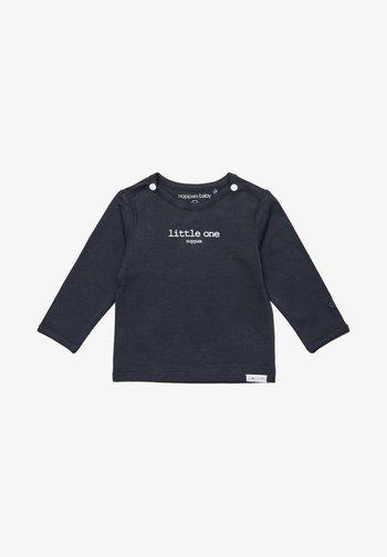 HESTER - Longsleeve - charcoal