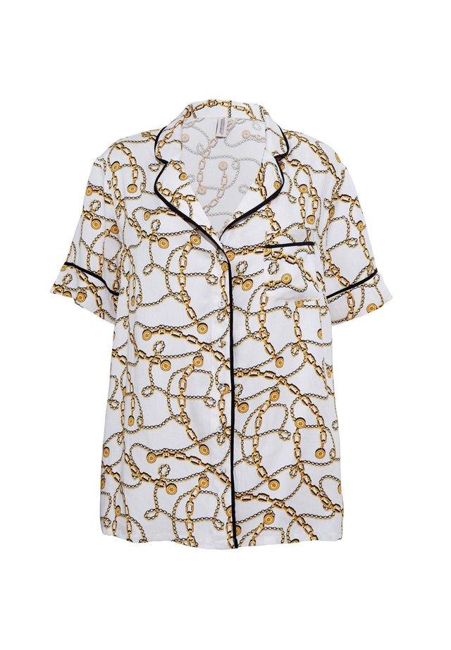 Koszulka do spania - white