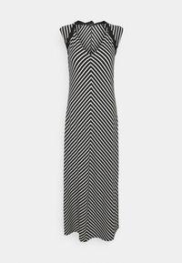 Expresso - Maxi dress - black/white - 0