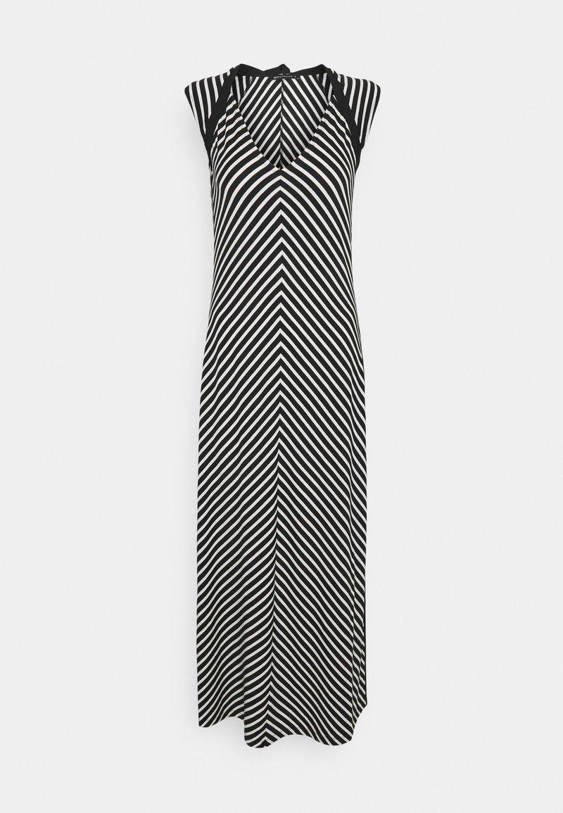 Expresso - Maxi dress - black/white