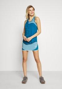 La Sportiva - CHEMISTRY TANK - Treningsskjorter - neptune/pacific blue - 1