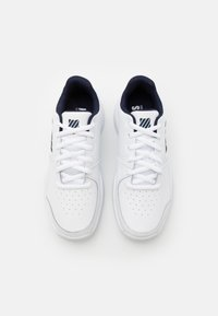 K-SWISS - COURT EXPRESS CARPET - Carpet court tennis shoes - white/navy - 3