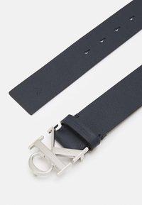 Calvin Klein Jeans - MONO PLAQUE BELT - Belt - blue - 1