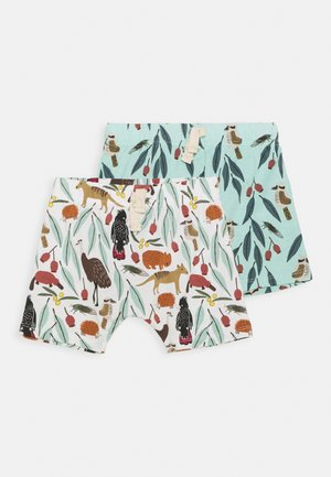 MIKKO SHORT 2 PACK UNISEX - Shorts - multi-coloured