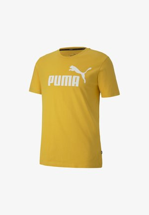 ESSENTIALS  - Print T-shirt - golden rod