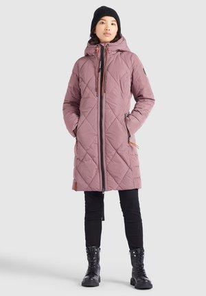 ELESSA - Winter coat - beige-rosa