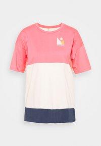 Roxy - JOY TEES - Camiseta estampada - pink lemonade - 0