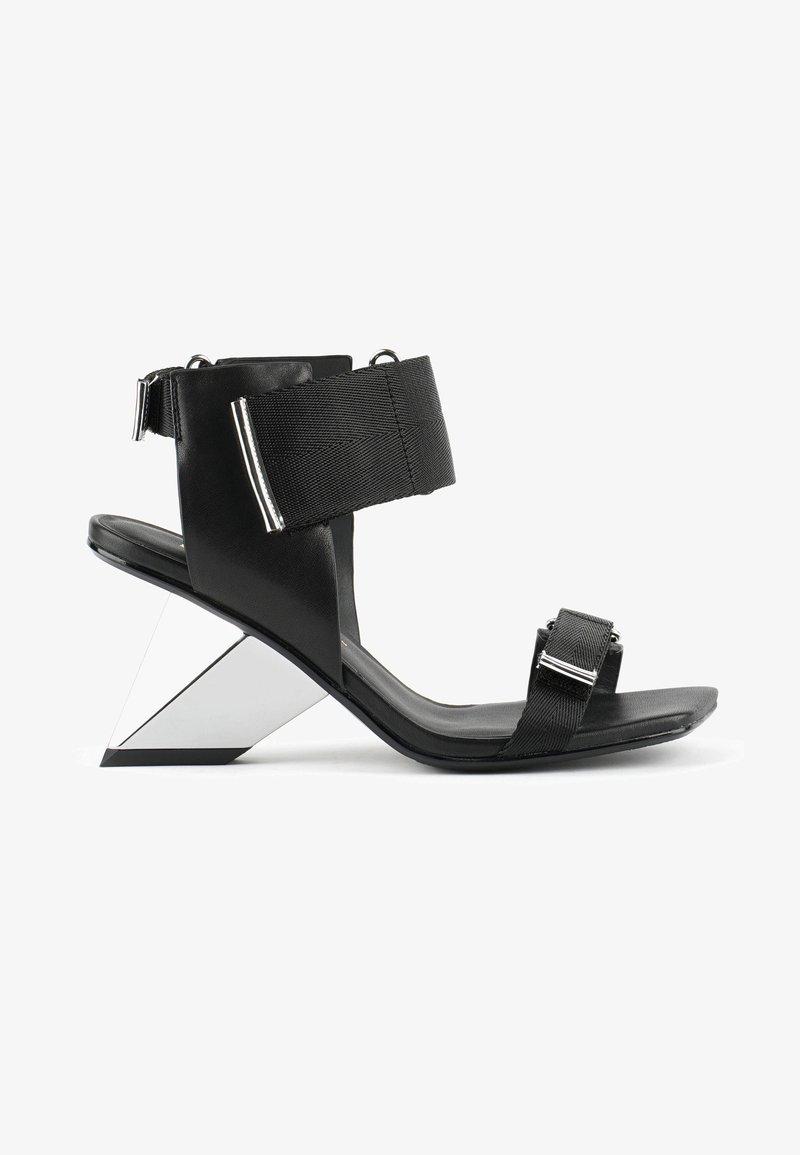United Nude - ROCKIT RUN - High heeled sandals - black