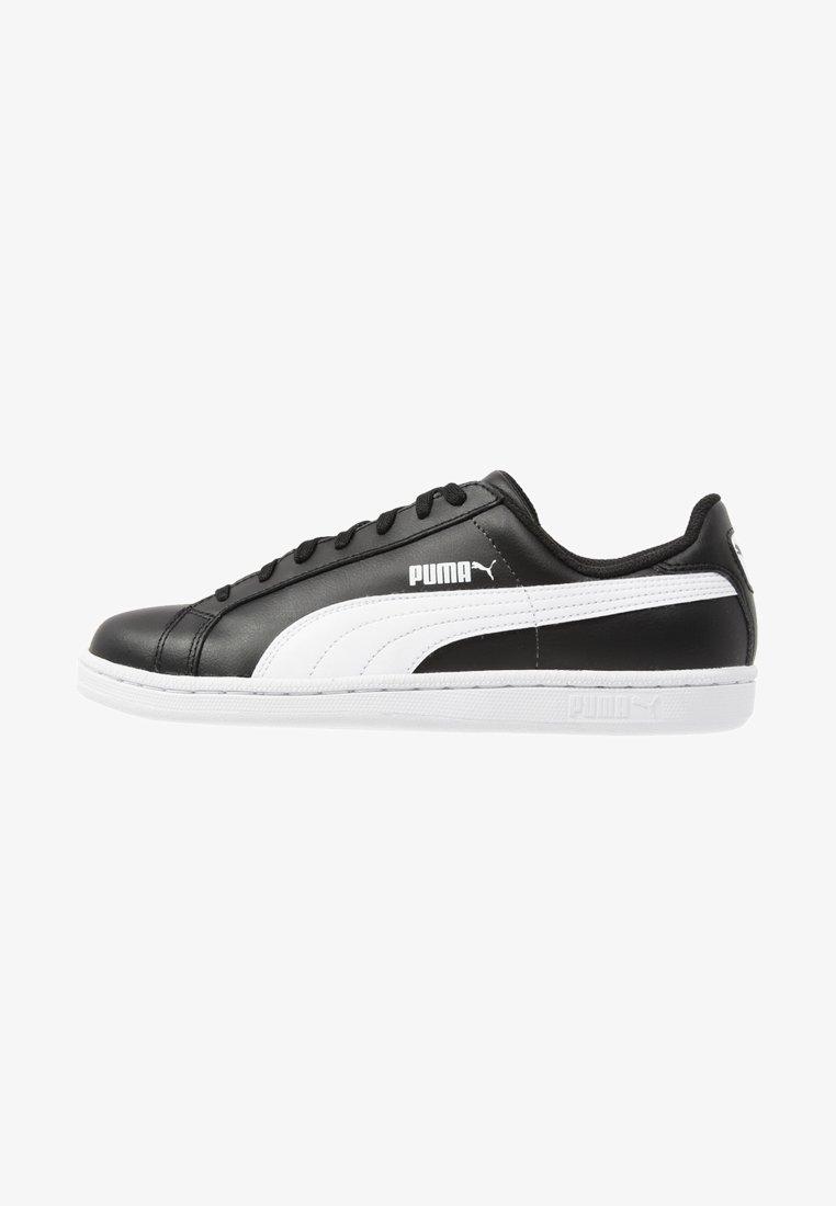 Puma - SMASH L - Sneakers laag - black-white