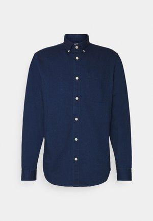 SLHREGRICK - Shirt - dark blue denim