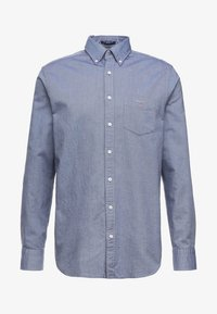 GANT - THE OXFORD - Shirt - evening blue - 4