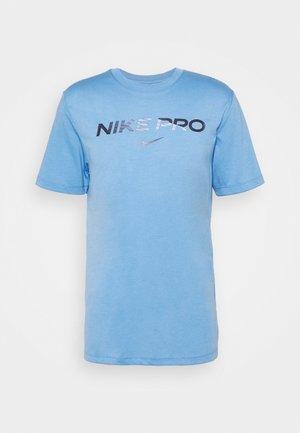 TEE PRO - T-Shirt print - coast/obsidian