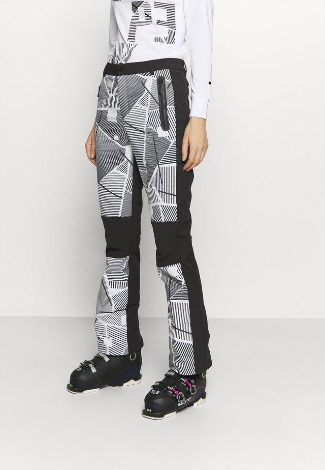 ELSRA - Snow pants - black