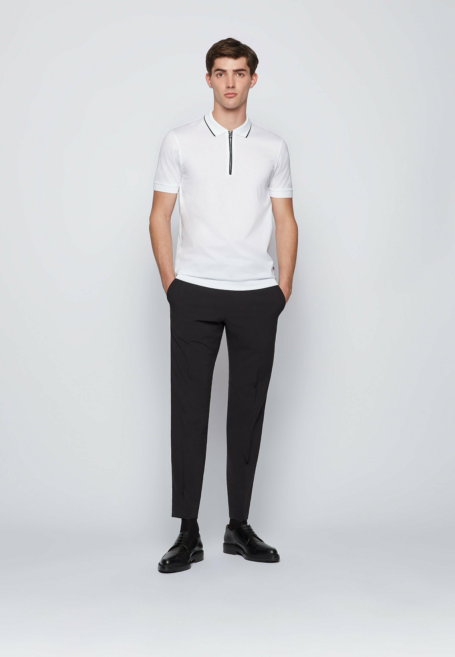 Men POLSTON - Polo shirt