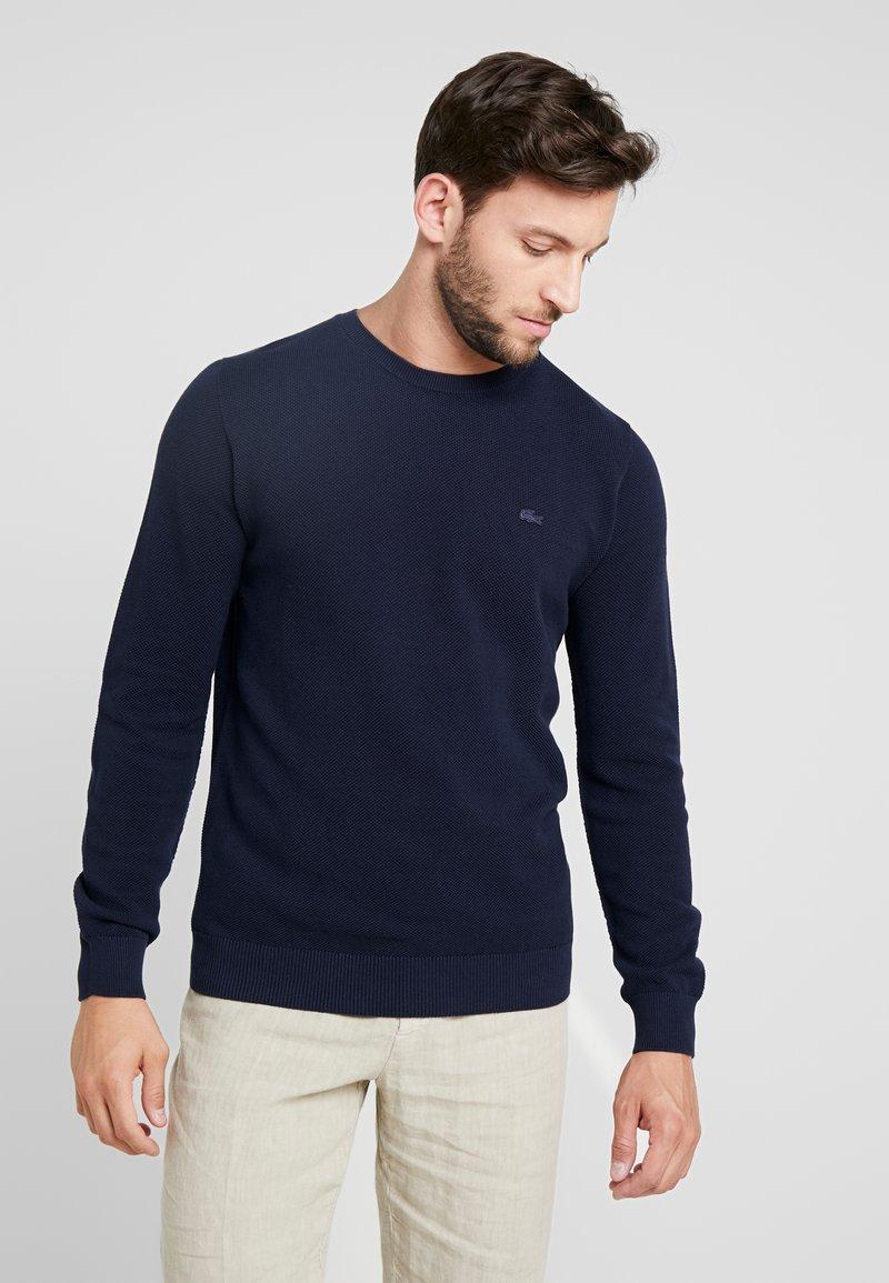 Lacoste - Jersey de punto - navy blue