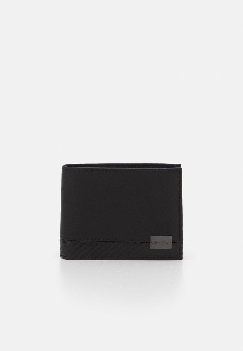 Calvin Klein - TRIFOLD COIN - Peněženka - black